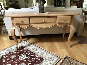 Awesome Details About Country French Provincial Buffet Console Table Download Free Architecture Designs Scobabritishbridgeorg