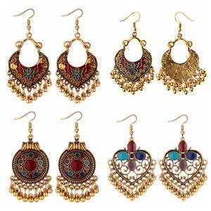 Vintage-Boho-Drop-Long-Earring-Gold-Carved-Ethnic-Dangle-Earrings-Women-Jewelry