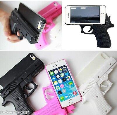 custodia per iphone a forma di pistola