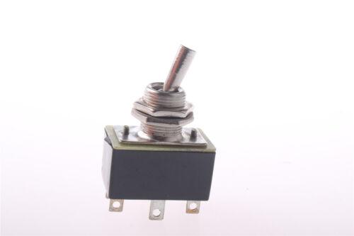 1Pcs ON//OFF DPDT Rocker 6-Pin Toggle Switch AC 220V 3A KN3A 2X2