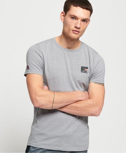 Superdry Herren Core Sign Off T-Shirt