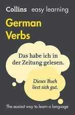 Collins Easy Learning German ? Easy Learning German Verbs, Collins Dictionaries