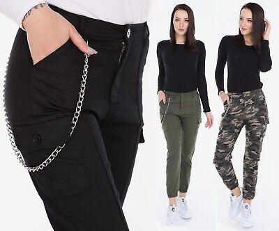 Pantalones De Camuflaje Mujer Tienda Online De Zapatos Ropa Y Complementos De Marca