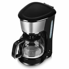 Tesco Pcm15 Coffee Maker 125l Black 1000w With 10 Cup
