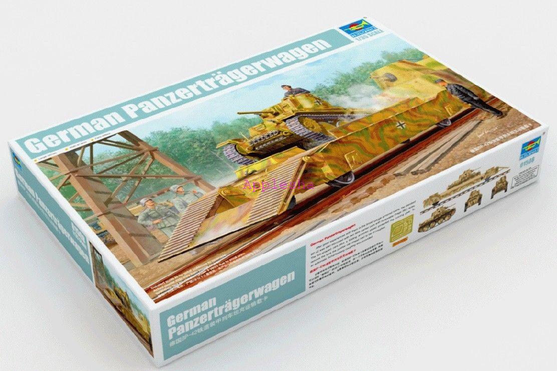 Trumpeter 01508 1 35 German Panzertragerwagen
