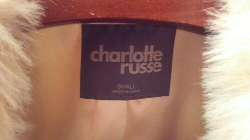 coniglio piccola di Gilet pelliccia Charlotte donna Taglia faux Russe di HpwUnx7Fq