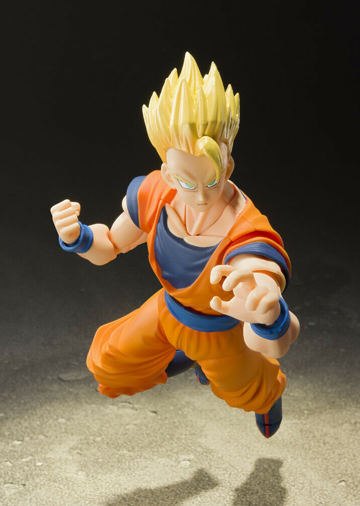 TAMASHII NATIONS S.H. FIGUARTS DBZ SUPER ULTIMATE SON GOHAN SDCC 2019 EXCLUSIVE