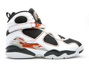 wholesale dealer fc451 166cd Image is loading 2007-Nike-Air-Jordan-8-VIII-Retro-LS-