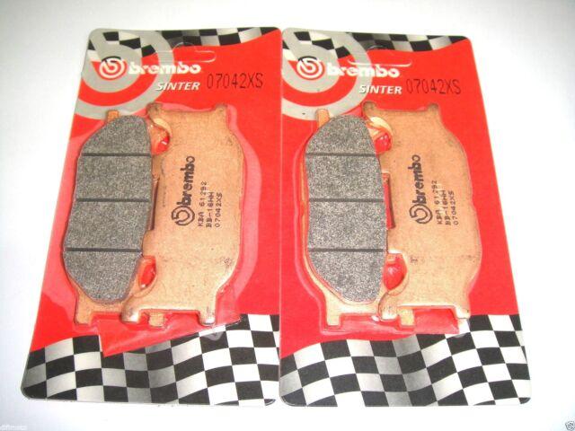 4 Front Brake Pads BREMBO Sintered 07042XS Yamaha majesty 400 2008