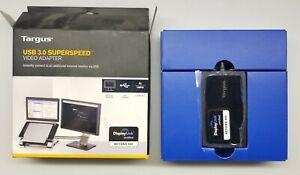 TARGUS ACA038US USB 3.0 SuperSpeed Multi Monitor Adapter