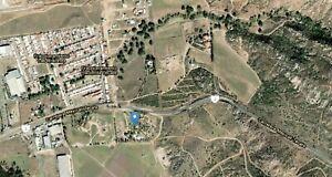 Terreno en Tecate para bodega de 3884 mt con todos los servicios
