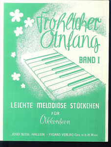 Froehlicher-Anfang-Band-1
