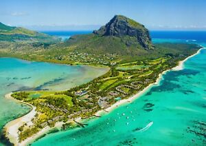 A1-Amazing-Mauritius-Island-Poster-Size-60-x-90cm-Landscape-Poster-Gift-16659