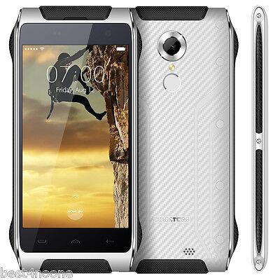 "Waterproof Homtom HT20 4G Smartphone Android 4.7"" Quad Core 2G+16G Fingerprint"