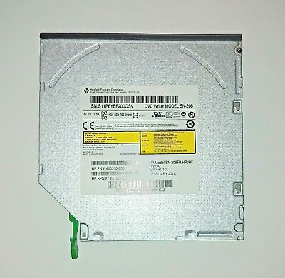 HP ProDesk Super Multi DVD±RW//CD-RW SATA Optical Drive 657958-001 460510-800