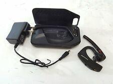 Plantronics Voyager 5200 Uc Bluetooth Headset Black Monaural B5200 For Sale Online Ebay