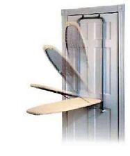 Folding Ironing Board Door Mounted Fold Away Hidden In Wall Mount Cabinet Press