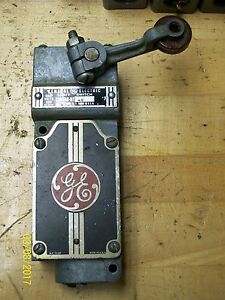 GE GENERAL ELECTRIC LIMIT SWITCH CR9440-D2AB