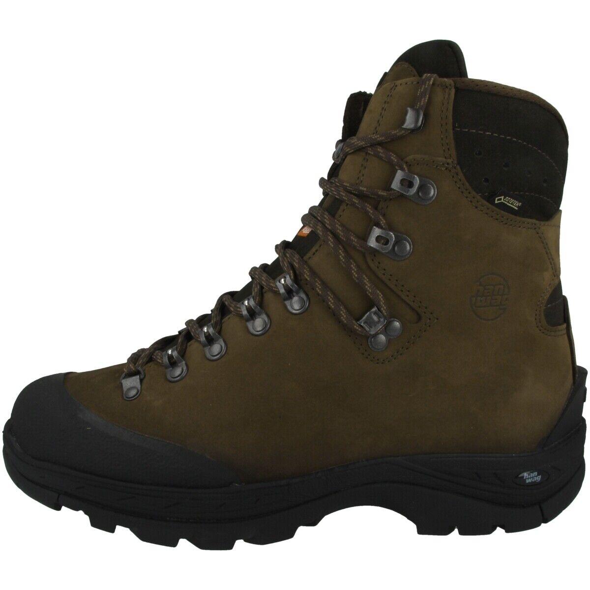 Gore-Tex Al  aire libre botas Hanwag Alaska GTX invierno zapatos de hombres marrón 45110-56  Envíos y devoluciones gratis.