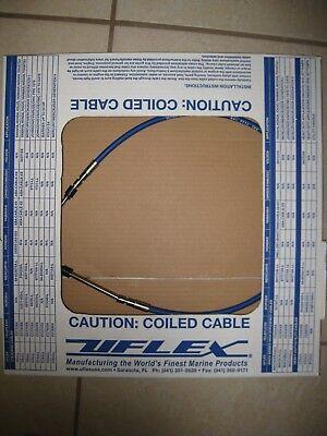 Uflex C14X15 CONTROL CABLE JOHNSON//EVINRUDE OMC 1979 15FT
