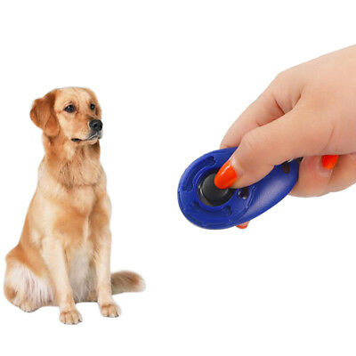 For Dog Puppy Cat Dog Training Clicker With Wrist Strap YJYQ Dog Clicker