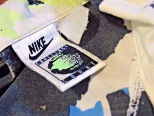 rompevientos de Agassi y Challenge 90 blanca Sz verde Court S Vtg Chaqueta Nike azul dwfdB