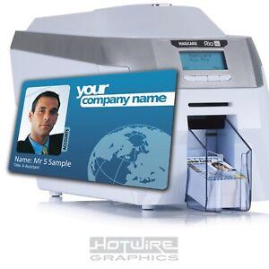 Custom-Printed-ID-Card-Company-STAFF-MEMBERSHIP-Plastic-PVC-Business-SINGLE