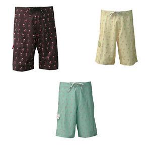 About Notion New Pink Details Trunks Surf Swim 42 Flamingos Clothing Mens Boardshorts Size20 IfgYyvb76