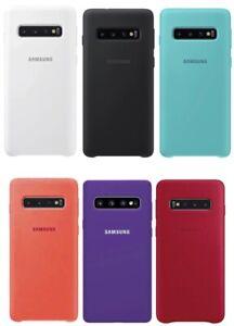 Original-Samsung-Cover-Case-Huelle-fuer-Galaxy-S10-verschiedene-Farben
