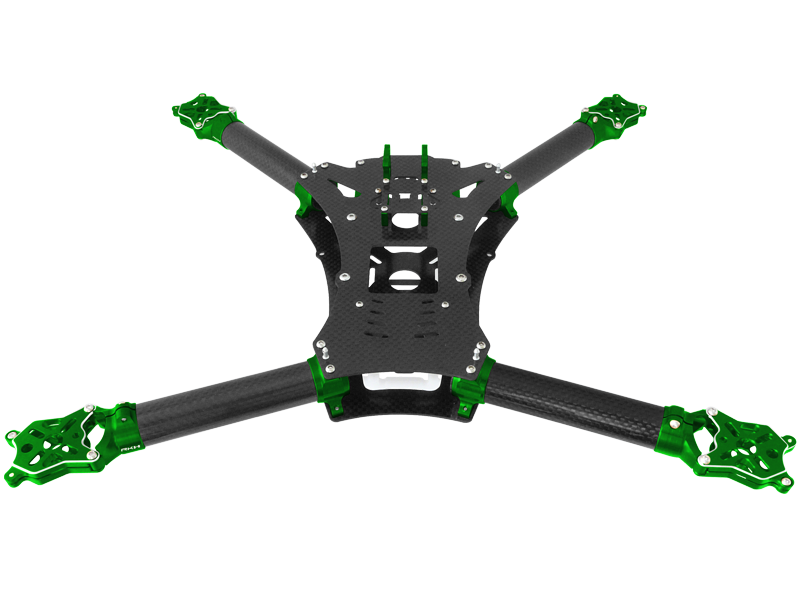 Closeout rakon klinge chroma - cnc - fortgeschrittene upgrade - kit 01 (grne) - chroma980-g