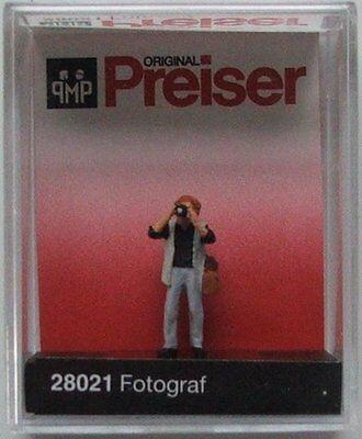 Preiser 28021 H0 Fotograf