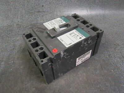 600 VOLT Circuit Breaker with Shunt Trip GE THED136100 100 Amp WARRANTY