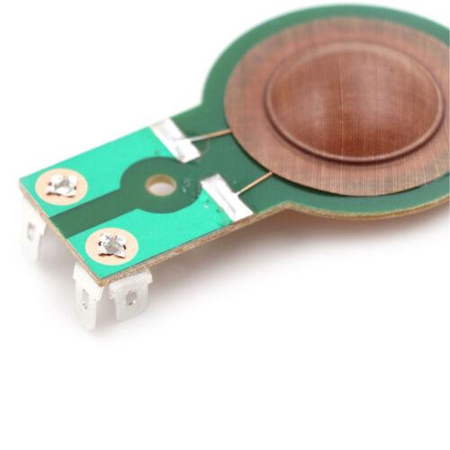 25.5mm Horn Treble Resin Treble Film Drive Head Tweeter Voice Coil Repair BHCA