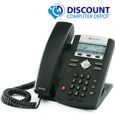 Polycom SoundPoint IP 335 POE HD VOIP IP Office Phone Business 2201-12375-001