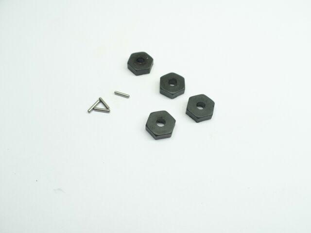 TRAXXAS E-Revo 1:16 7154 Wheel Hubs 12 mm TEE®