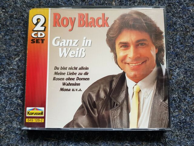 Roy Black - Ganz in weiss 2 x CD/ Karussell Compilation