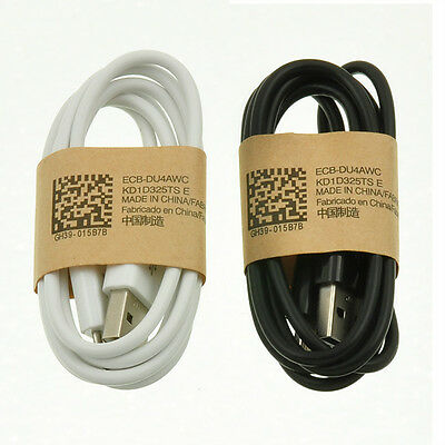 New USB Data Charging Cable Cord Sync Charger For Samsung Note Galaxy S2 S3 S4