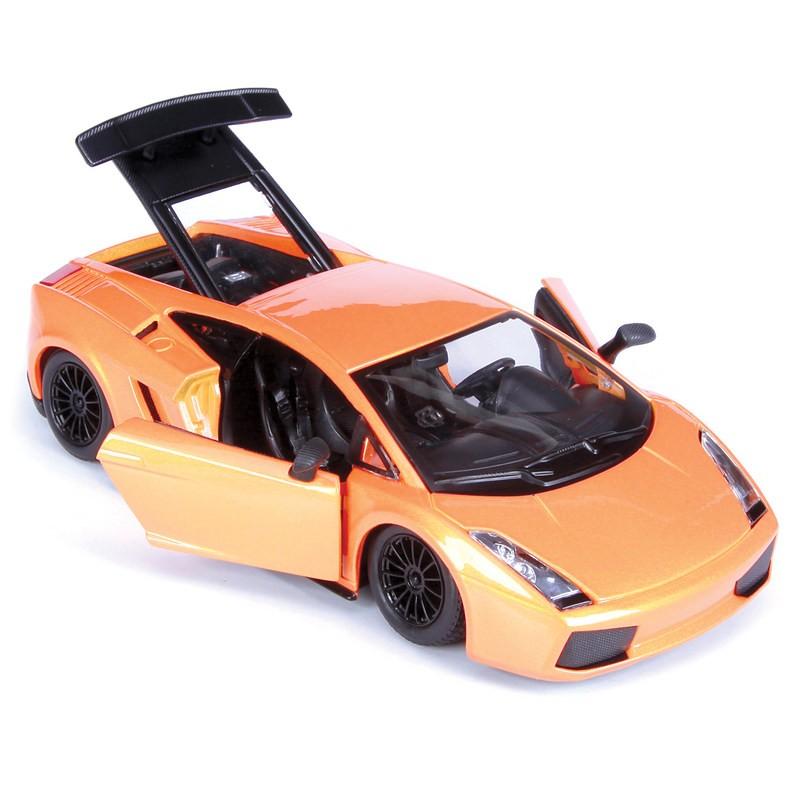 Lamborghini Gallardo Superleggera 1 24 Modèle Moulé Kit Burago