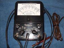 Simpson Model 303 VTVM