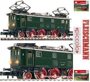 Fleischmann-7369-Locomotive-Electric-Running-Gear-2-6-2-EPOC-IIIA-br132-OVP-scale-N