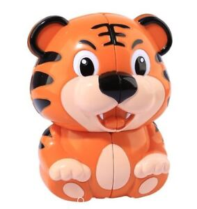 YuXin-Special-2x2-Tiger-Speed-Rubik-039-s-Cube-Orange
