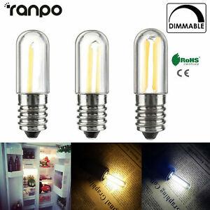 Sn E14 Dimmable Ampoules Léger Led 2w Mini Détails 4w Lampe Sur Réfrigérateur Congélateur UpGzSMVq