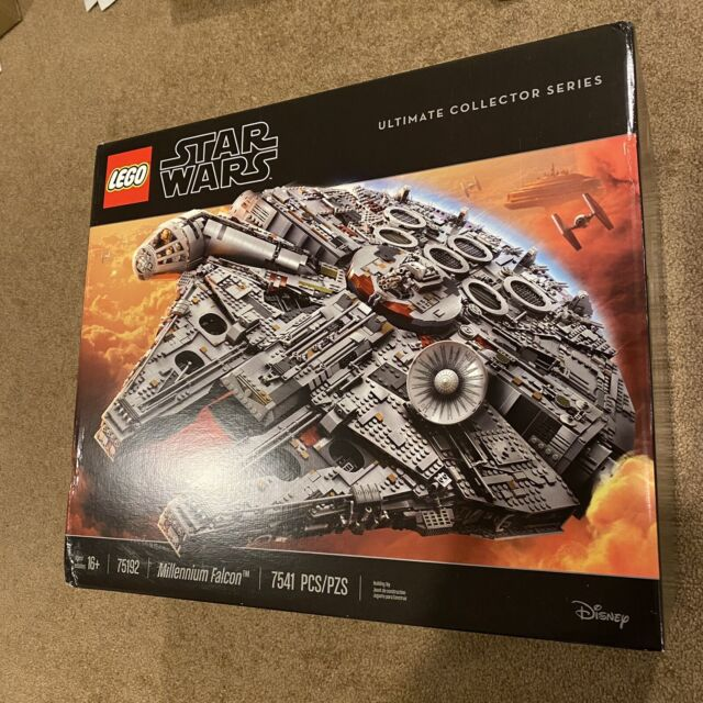NEW LEGO Ultimate Millenium Falcon Star Wars Ultimate Collector Series Set 75192