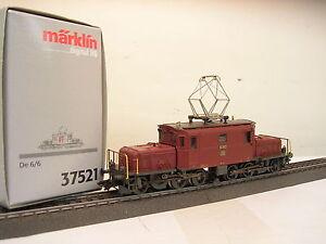 Maerklin-H0-37521-Seetalkrokodil-BR-De-6-6-SBB-15303-digital-Metall-X91