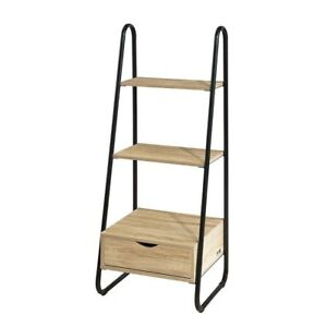 Details About Sobuy Home Wood Ladder Shelf Rack Bookcase Storage Display Unitfrg219 Nuk