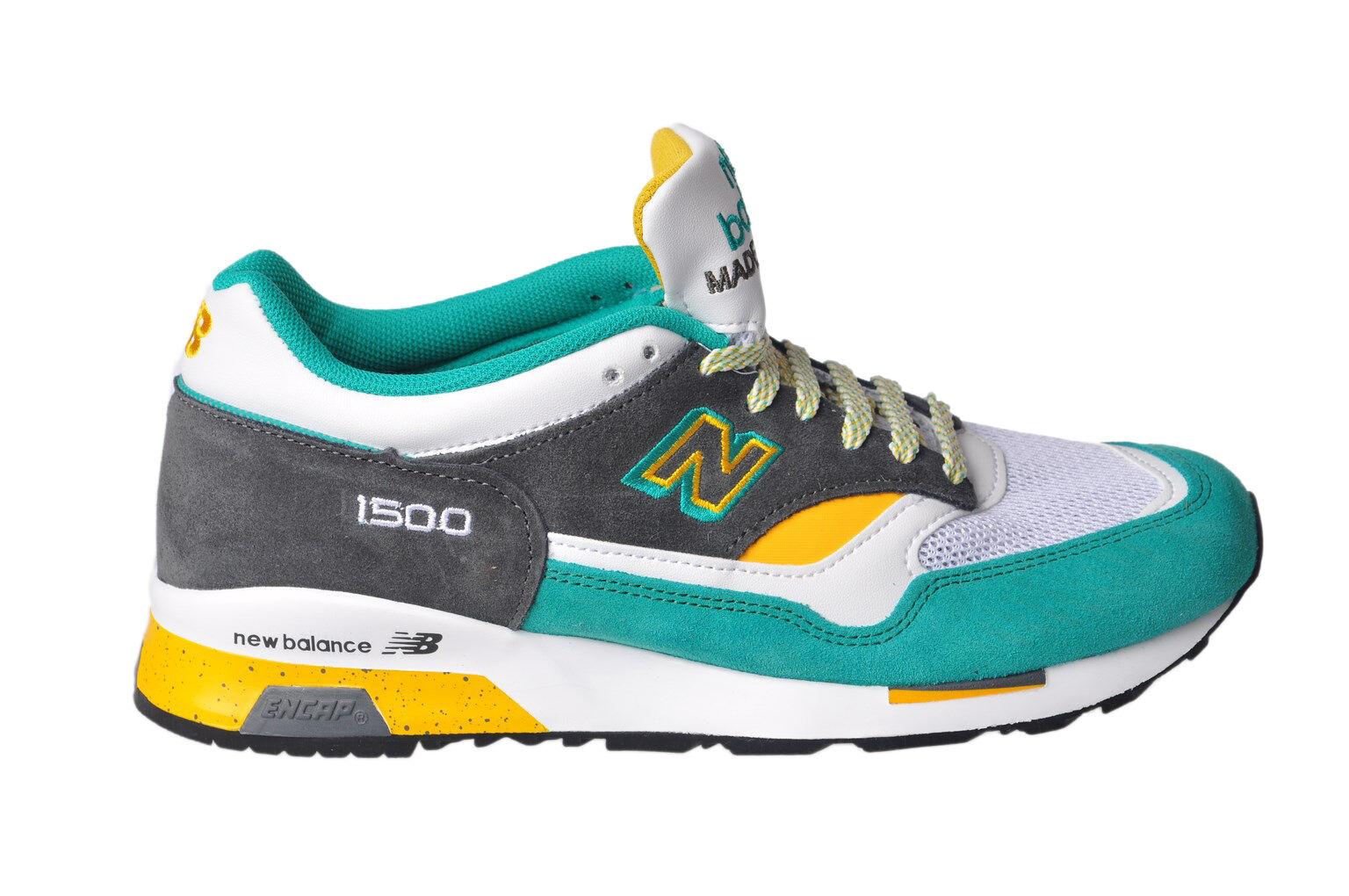 Scarpe casual da uomo  New Balance  -  Sneakers - male - Green - 280027A185007