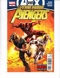 6-CT-Marvel-The-New-Avengers-Issue-30-29-28-27-26-25-A-vs-X-lot