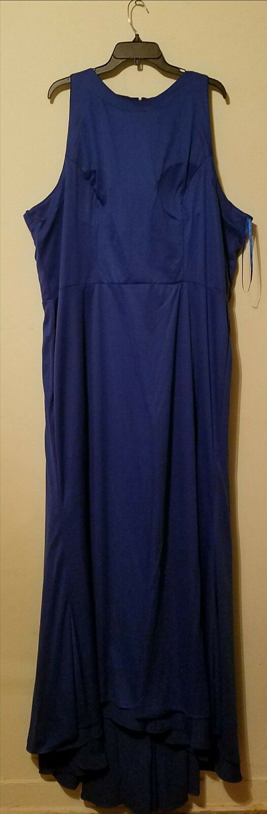 NWT Lara Designs Women's  Evening    Dress Gown  bluee sz 24 234462