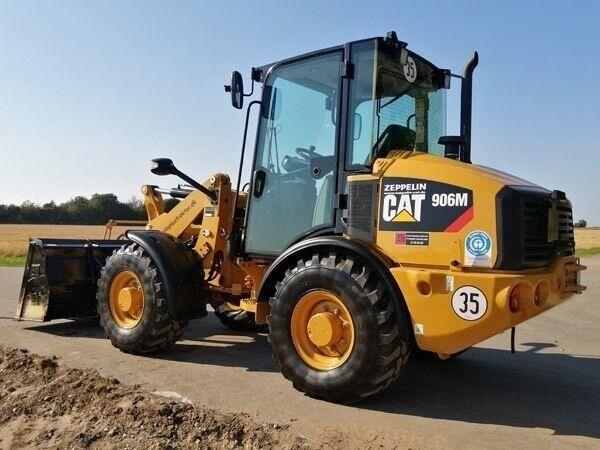 Andet, CAT 906 M miniged (5,6 ton)
