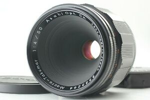 [ Exc+4 ] PENTAX Macro Takumar 50mm f/4 M42 Screw Mount Lens from JAPAN #299